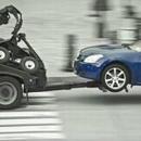 Vehículo mal estacionado