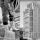 Trabajadores de edificios
